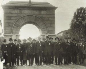 Lew F. Porter - Camp Randall Arch